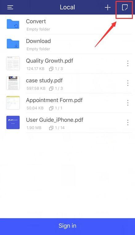 come unire due file pdf