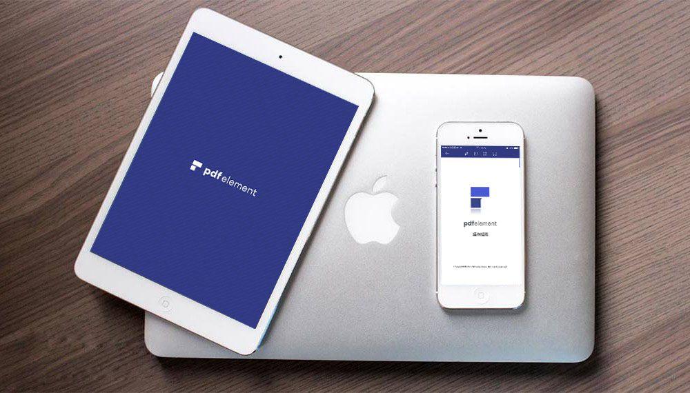 compila pdf su iphone con PDFelement