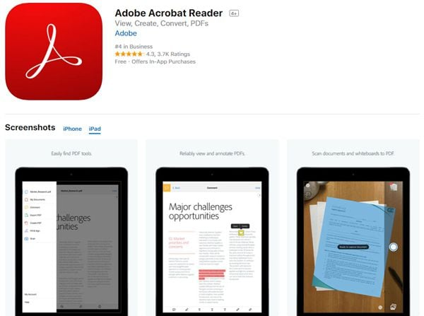 how to annotate pdf on ipad