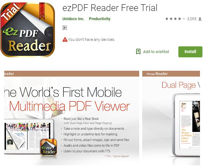 pdf annotator android