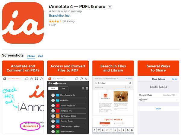 pdf editor app for iphone ipad