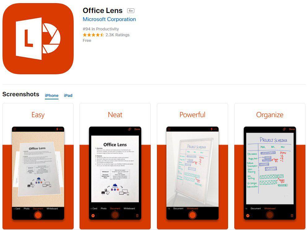приложение pdf для iphone
