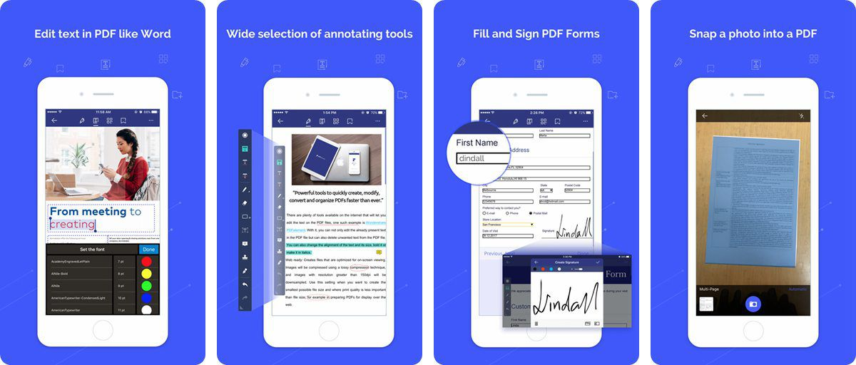 convertir documento word a pdf en iphone