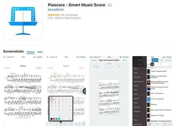 Konvertieren von PDF zu MIDI
