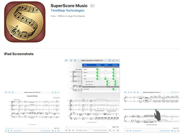PDF-zu-MIDI-Konverter App