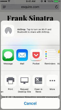 как создавать PDF на iPad