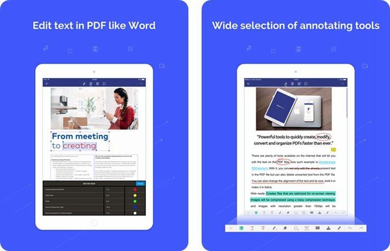 ipad pro pdf annotation