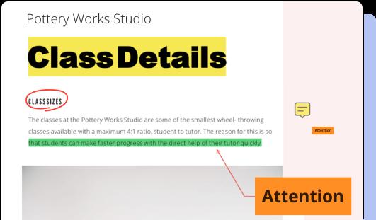 Android版PDF編集アプリで手描き文字やラインを引く