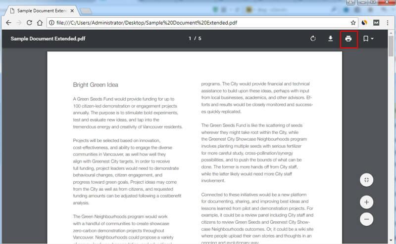 html in testo