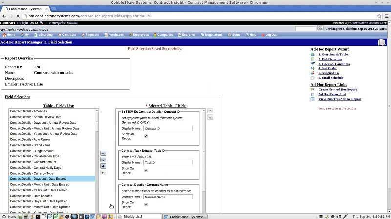 website documentation tool