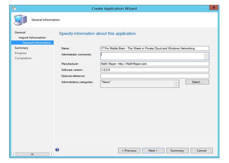 sccm deploy software
