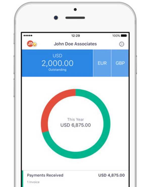 free invoice app for ipad