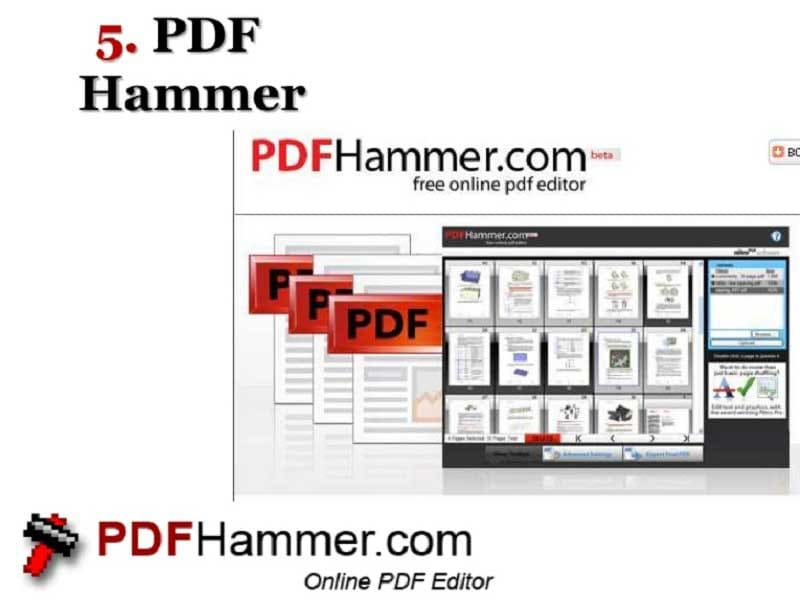 PDF Datei-Manager Software