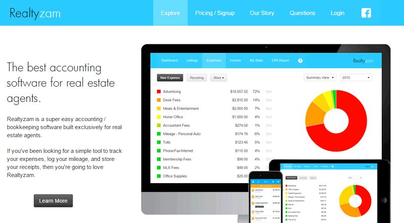 Buchhaltungs-Software für Immobilien-Makler