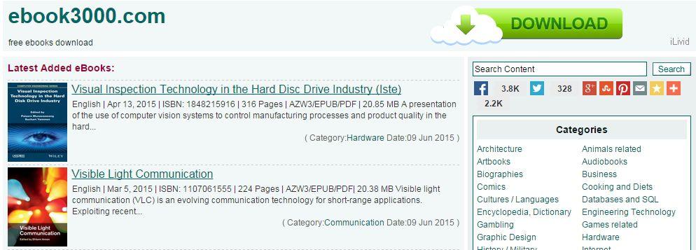 moteurs de recherche pdf
