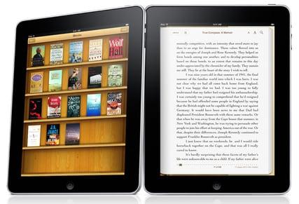formato di ebook per ipad
