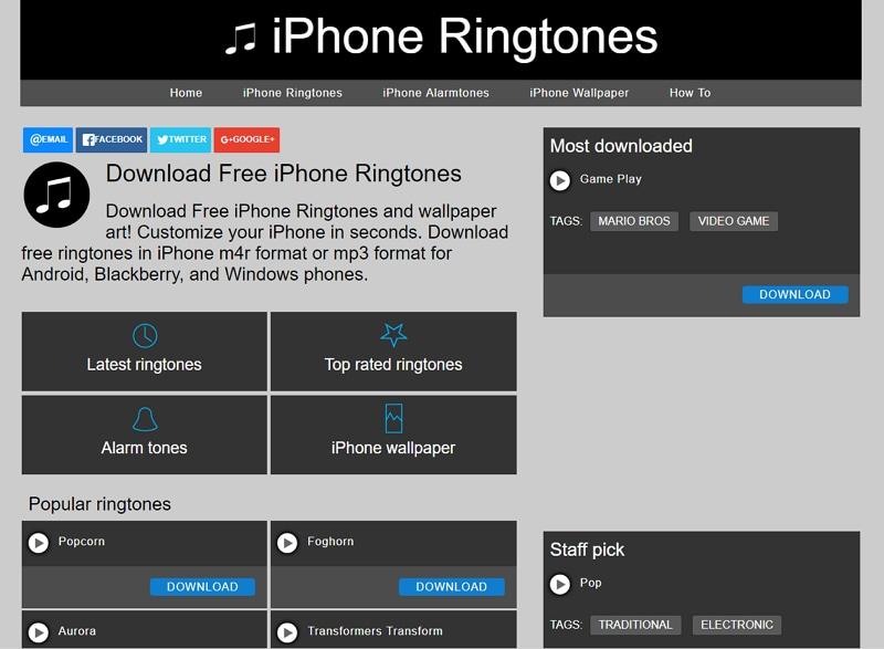 download grátis iphone 8 ringtone