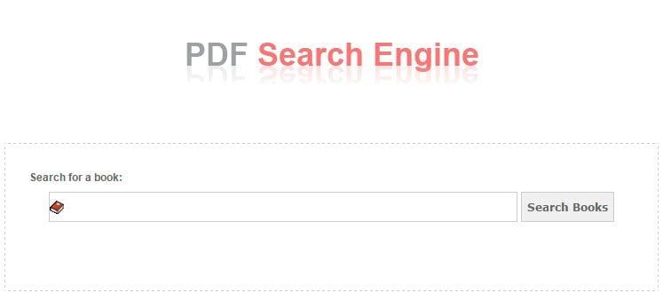 Kostenlose PDF Suchmaschine