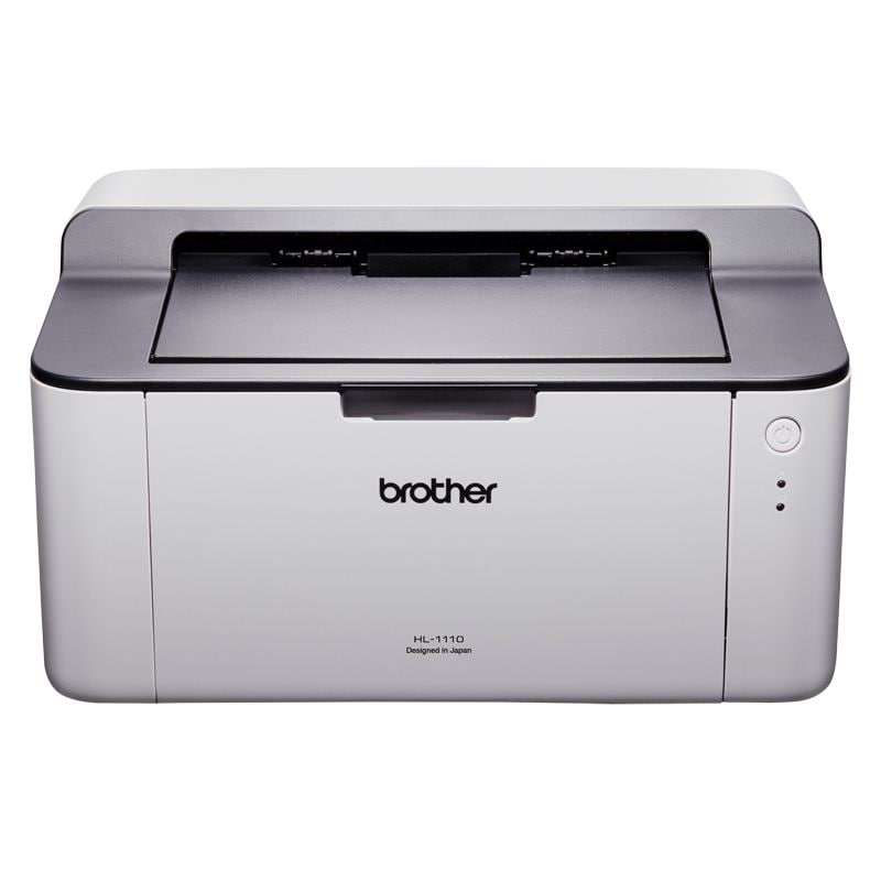black and white only printer