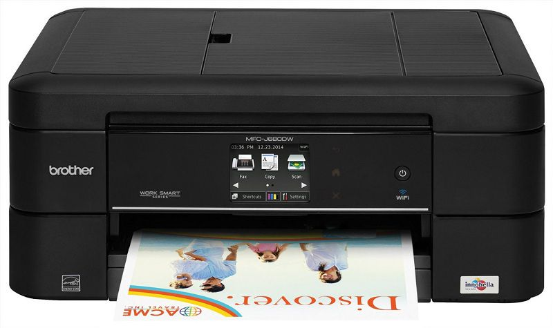 small inkjet printer