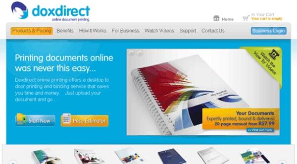 online photo printer