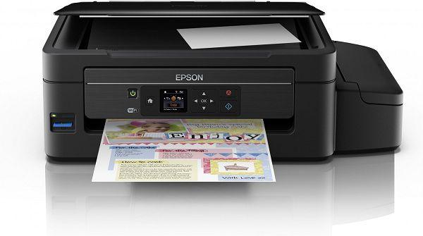 laptop with printer