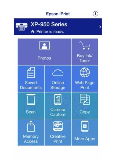 app de impressão para android