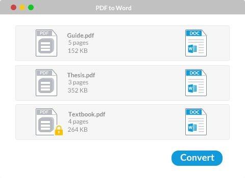 pdf zu word auf mac konvertieren