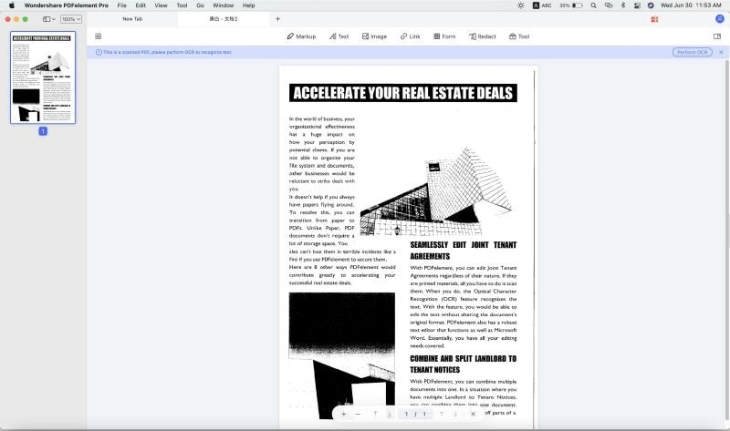 how to scan multiple pages into one pdf mac