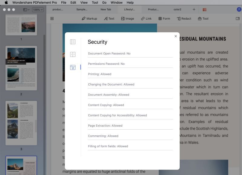 pdf metadata editor mac