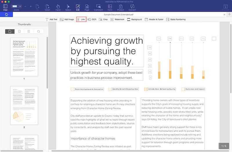 bearbeite pdf auf Mac