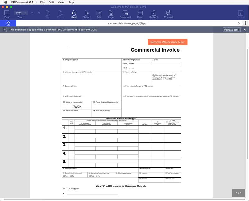 edição de pdf de foxit phantom