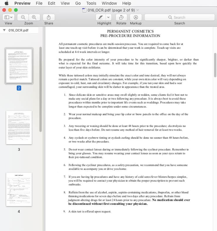 export pdf to keynote