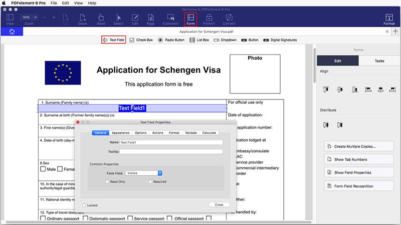 come aggiungere testo ai pdf su mac
