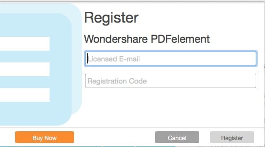 registrar pdfelement