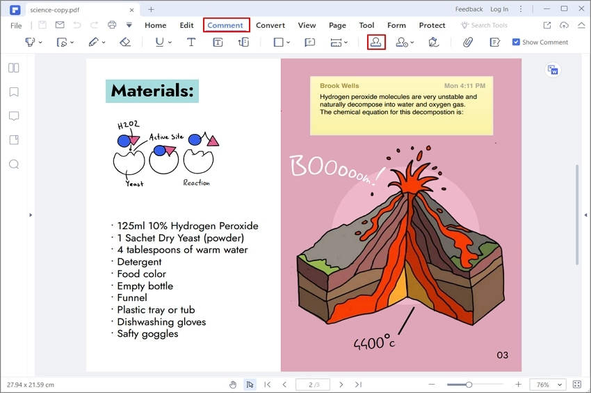 como criar um carimbo de assinatura de pdf