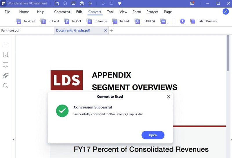 how to transfer pdf to excel free