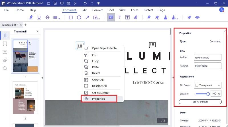 markup pdf windows
