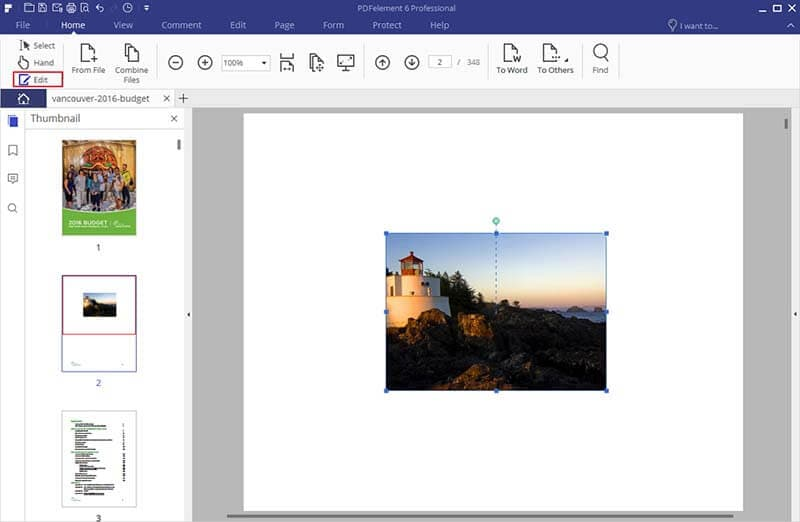 modifica testo dei pdf con alternativa ad adobe acrobat