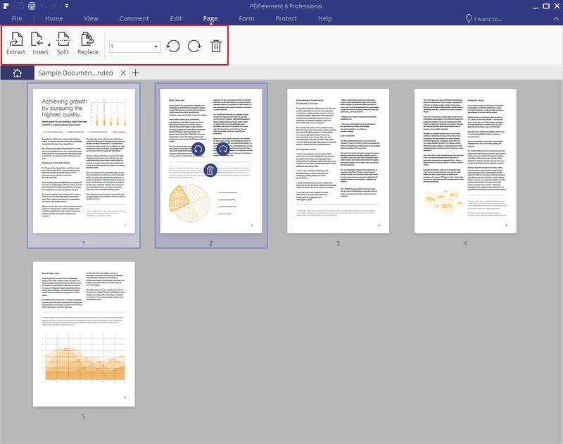 wie man eine pdf im Adobe Reader bearbeitet