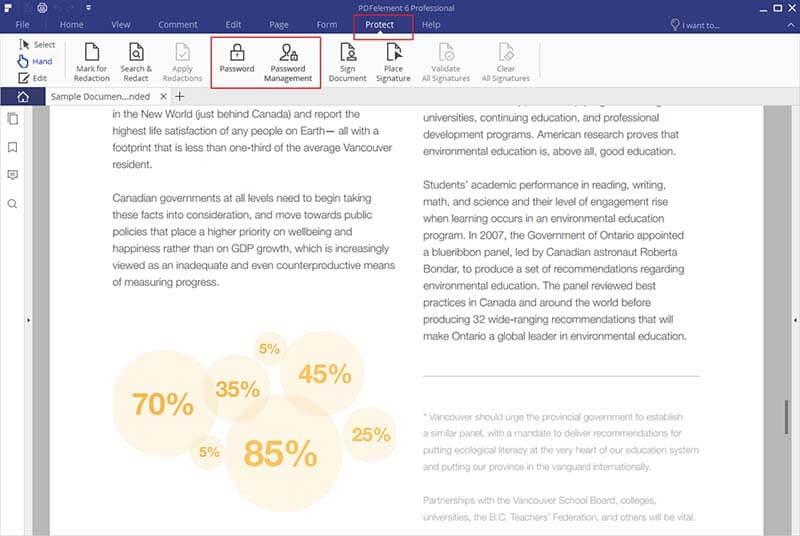 criptografar pdf