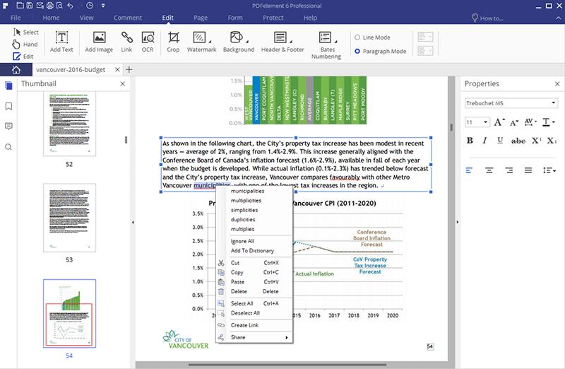 Rechtschreibprüfung von pdf-Dateien