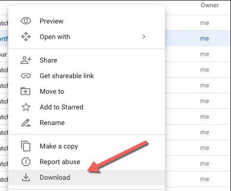 convert google slides to powerpoint