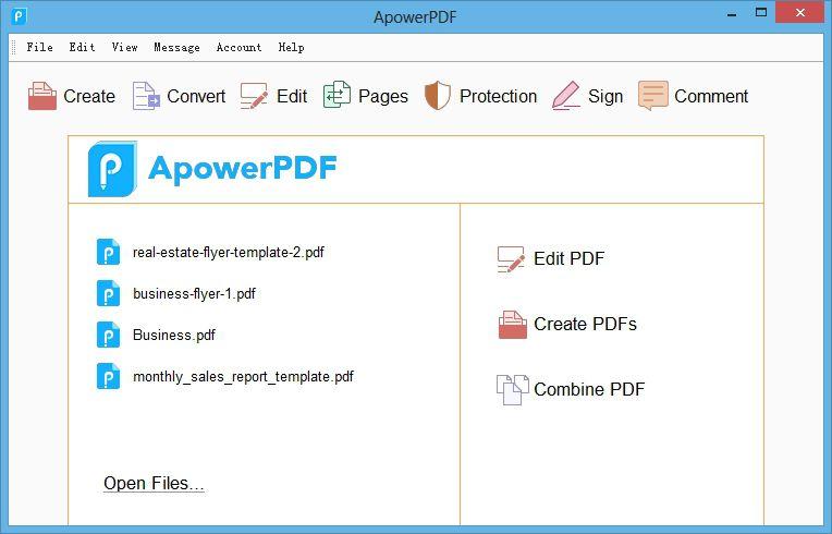 PDF-Editor mit OCR