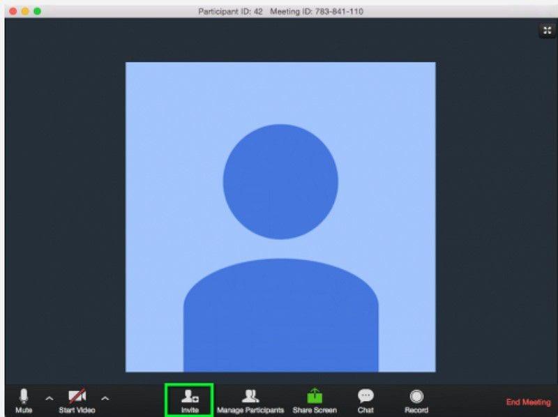 create zoom meeting