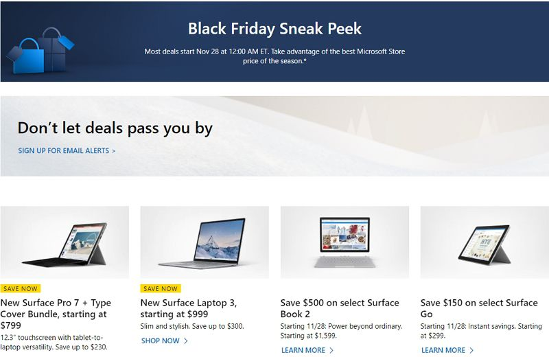 Microsoft Office Black Friday Cyber Monday Deals In 2020