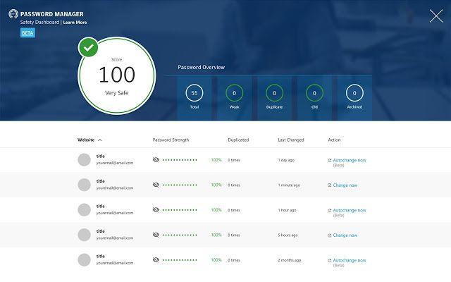 Online WLAN Passwort-Generator