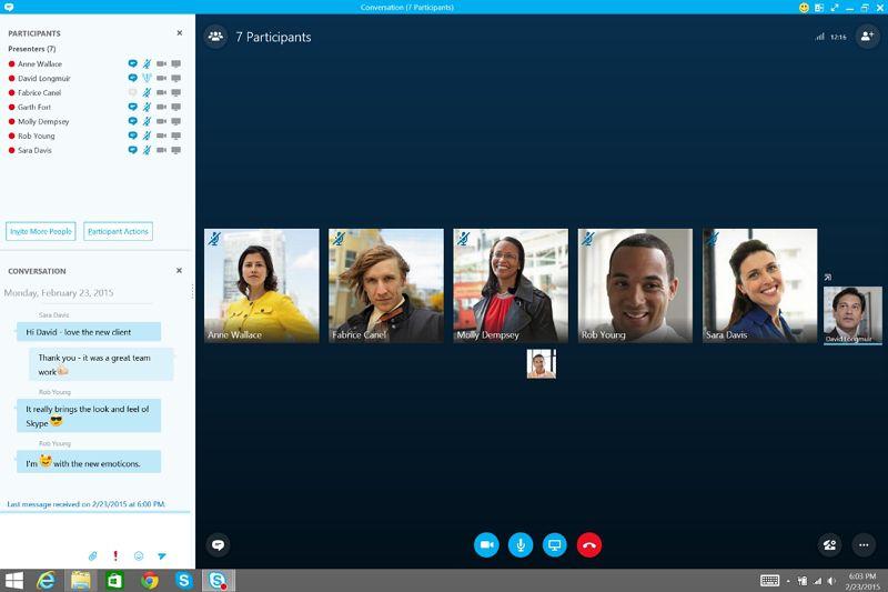 free online meeting