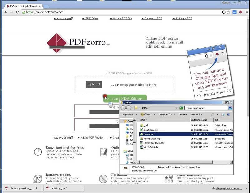 free edit pdf