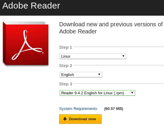 alternative to adobe reader linux